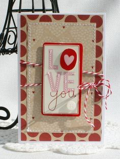 A Project by danni reid from our Cardmaking Gallery originally submitted 02/03/12 at 08:58 AM