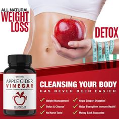 Havasu Nutrition Extra Strength Apple Cider Vinegar Pills – – Natural Detox, Digestion, Immune Booster – Powerful Cleansing Supplement, Premium-Non-GMO ACV – 60 Capsules Bloating Detox, Tea For Bloating, Apple Cider Vinegar Cleanse, Apple Cider Vinegar Capsules, Weight Loss Detox, Weight Loss Drinks, Natural Appetite Suppressant, Cleanse Your Body, Natural Detox