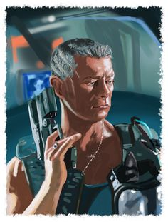 avatar movies by fifoux on DeviantArt...Colonel Miles Quaritch, played by actor Steven Lang.