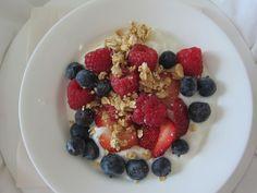 Breakfast at Hotel Arista