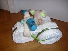 Babyzauber - Wie bastelt man ein Windeldreirad?