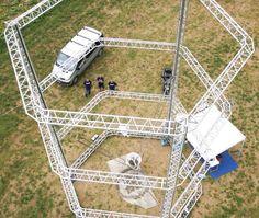 Construção sustentável de edifícios com a maior impressora 3D do mundo
