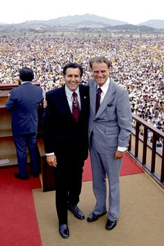Cliff Barrows: Reflections from Billy Graham
