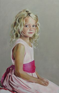 """Our special exhibition, """"Our Great Hope: Contemporary Children's Portraits,"""" opens April 9 and will be on view through May 23, 2015.  Learn more: http://bit.ly/1bQWItc"""