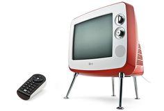 LG retro TV