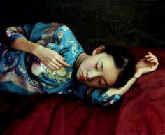 DREAM, by Zhao Kailin (b1961, Bengbu, AnHui Province, China)
