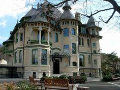 Art Nouveau - Villa Demoiselle -  Reims -  Extérieurs
