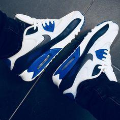 Nike Air Max 90s, Man Gear, Fresh Kicks, Nike Shoes Outlet, Nike Sportswear, Men's Clothing, Adidas Originals, Fashion Accessories, Swag