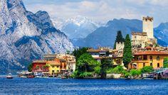 Mediterranes Malcesine: Dein 4-Sterne-Badeurlaub am Gardasee - 4, 5 oder 8 Tage ab 159 € | Urlaubsheld