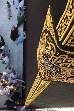 A beautiful capture of the kaaba
