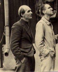 Hans Tombrock - Bertold Brecht