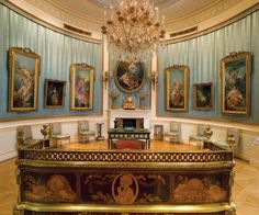 Sala de Desenho Oval The Wallace Collection