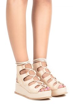 Jeffrey Campbell New Arrivals Everyday    XIMENO in NATURAL SUEDE SILVER  Süße Schuhe, Schuh 75364a08c0