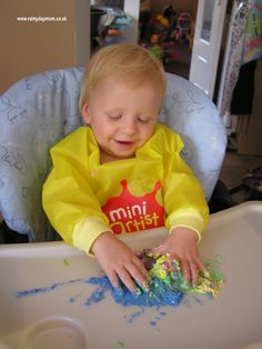 Baby Play – Finger Paints