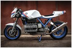 1984 BMW K100 - BSKSpeedWorks - Pipeburn - Purveyors of Classic Motorcycles, Cafe Racers & Custom #Motorbike