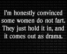 Girls Don't Fart