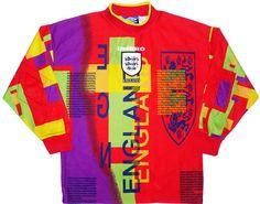 England 1995/96 Goalkeeper