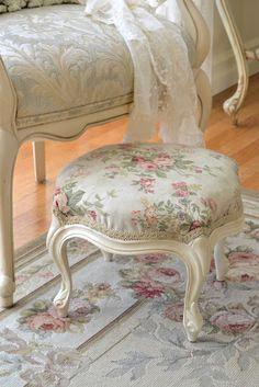 Love the footstool