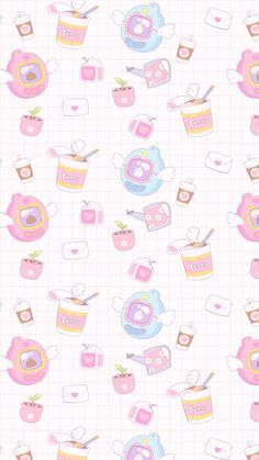 Kawaii wall paper backgrounds 15 Ideas for 2019 Cute Pastel Wallpaper, Soft Wallpaper, Cute Patterns Wallpaper, Cute Wallpaper For Phone, Cute Anime Wallpaper, Aesthetic Pastel Wallpaper, Wallpapers Kawaii, Cute Cartoon Wallpapers, Pretty Wallpapers