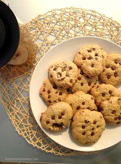 Tempo di merende: i biscotti americani morbidi morbidi