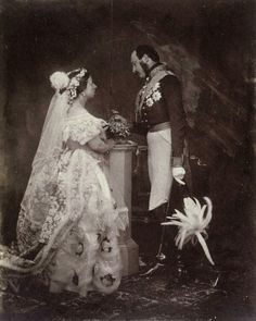 Queen Victoria and Prince Albert. Love their story. Every time I watch the movie or read up on it, it makes me cry.