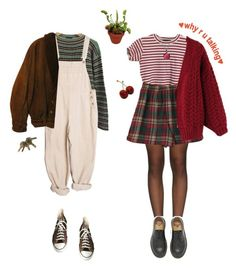 """""""kinda cozy"""" by whoisgabrielg ❤ liked on Polyvore featuring Prada, Converse, Wolford, Zoot, Dr. Martens, Chicwish and Puck Wanderlust"""
