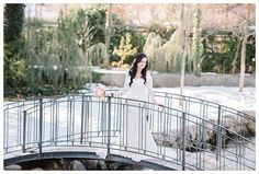 Come experience these gorgeous snowy Garden Park Ward bridals from Kelsey's winter wedding in Salt Lake City by Utah wedding photographer Brooke Bakken!