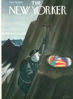 March 28, 1959 - Charles Addams The New Yorker, New Yorker Covers, Vintage Comics, Vintage Posters, Vintage Art, Vintage Photos, Charles Addams, Magazine Art, Magazine Covers