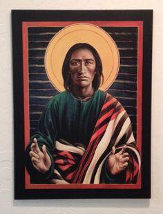 Native American Jesus