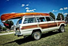 #grandwagoneer • Instagram photos and videos