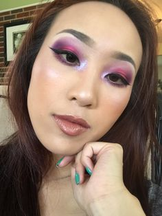 Obsessed with the Morphe palette! Lydia Beetlejuice, Channel Makeup, How To Match Foundation, Morphe Palette, Magic Eyes, Image Editing, Secret Obsession, Best Makeup Products, Septum Ring