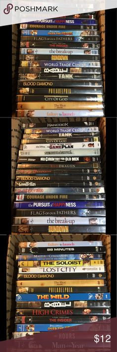 3a8b846a19f3 New DvD Bulk  12 Flat Rate you pick and bundle New DvD Bulk  12 Flat Rate  you pick and bundle box sets  25 each DVD Accessories
