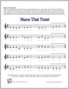 27 best music theory worksheets and games images on pinterest in name that tune music theory worksheet treble clef note names ibookread ePUb