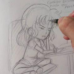 #kawaii #sketchbook #sketch #wip #pencil #hawsketch #drawing