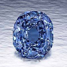 35 carats of Deep Blue Perfection  The Wittelsbach Graff Diamond