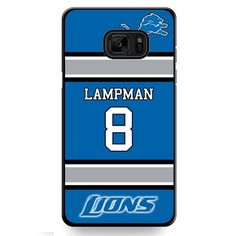 Lampman 8 Lions TATUM-6301 Samsung Phonecase Cover For Samsung Galaxy Note 7