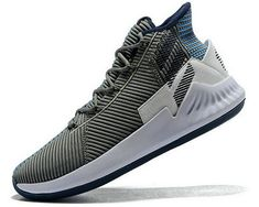 newest 2be4e 764cc Discount Adidas Dame 4 Un-Dyed White Gum in 2018  Sneakers  Pinterest  Adidas  dame, Adidas and Sneakers