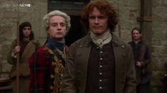 Outlander: Bloopers Season 2 [RUS SUB]