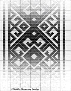 Discover thousands of images about Chart for pattern darning Cross Stitch Embroidery, Embroidery Patterns, Stitch Patterns, Swedish Weaving Patterns, Easy Stitch, Different Words, Cross Stitch Borders, Chart Design, Darning