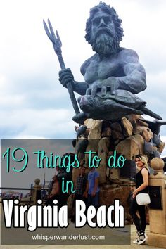 19 things to do in Virginia Beach  http://whisperwanderlust.com/the-ultimate-bucket-list-100-things-to-do/