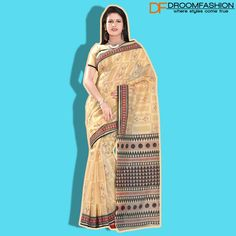 We've got the classiest and most sophisticated #sarees for you. Visit Triveni for great deals.