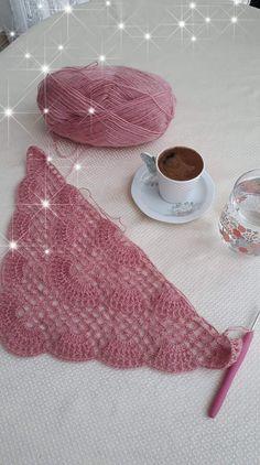 Untitled & Knitting patterns, knitting designs, knitting for beginners. Crochet Scarf Diagram, Crochet Shawl Free, Crochet Shawls And Wraps, Crochet Motifs, Crochet Stitches Patterns, Baby Knitting Patterns, Knitting Designs, Crochet Designs, Knitting Hats