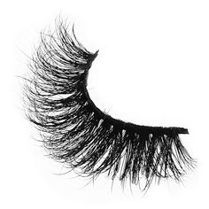 ac4b17251e2 Professional Factory Wholesale Handmade 3d Mink Eyelash 8-20mm Black Band  Lashes , Find Complete