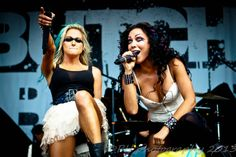 Butcher Babies ~ Buffalo, NY 2013 ©PH photography #ButcherBabies #mayhem #music #photography #concert #live
