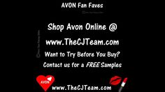 The reviews are in! These beauties are the talk of the town! Shop Avon top rated products with our Fan Faves! Shop the Avon products consistently ranked highest by our most valued beauty expert – YOU! See what the hype's about. This week's favorites include Moisture Therapy, True Color and Anew! Free shipping on orders of $40 or more. #TrueColor #Anew #FanFaves #AvonFanFaves #FanFavorites #BeautyBoss #CJTeam #FreeShipping #C17 Shop Avon Fan Favorites online @ www.TheCJTeam.com