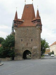 Czech Rep.- Rakovník (63 pieces) Czech Republic, Prague, Jigsaw Puzzles, Building, Pictures, Frames, Photos, Buildings, Puzzle Games