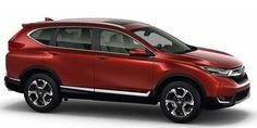 2017 Honda CRV Rrelease Date