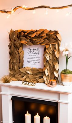 #paperflower #paperwreath #papercraft www.LiaGriffith.com: