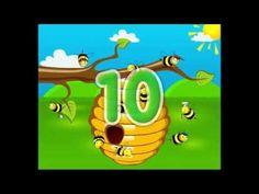 Aprendemos los números del 1 al 10 con un video muy divertido Math For Kids, Spanish Language, Disney Characters, Fictional Characters, Homeschool, Blog, Youtube, Preschool, To Tell