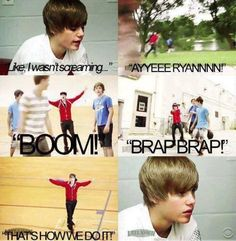 lolol i loved this part. #neversaynever